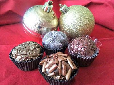 Natal 2014: Lulu Brigadeiro Gourmet