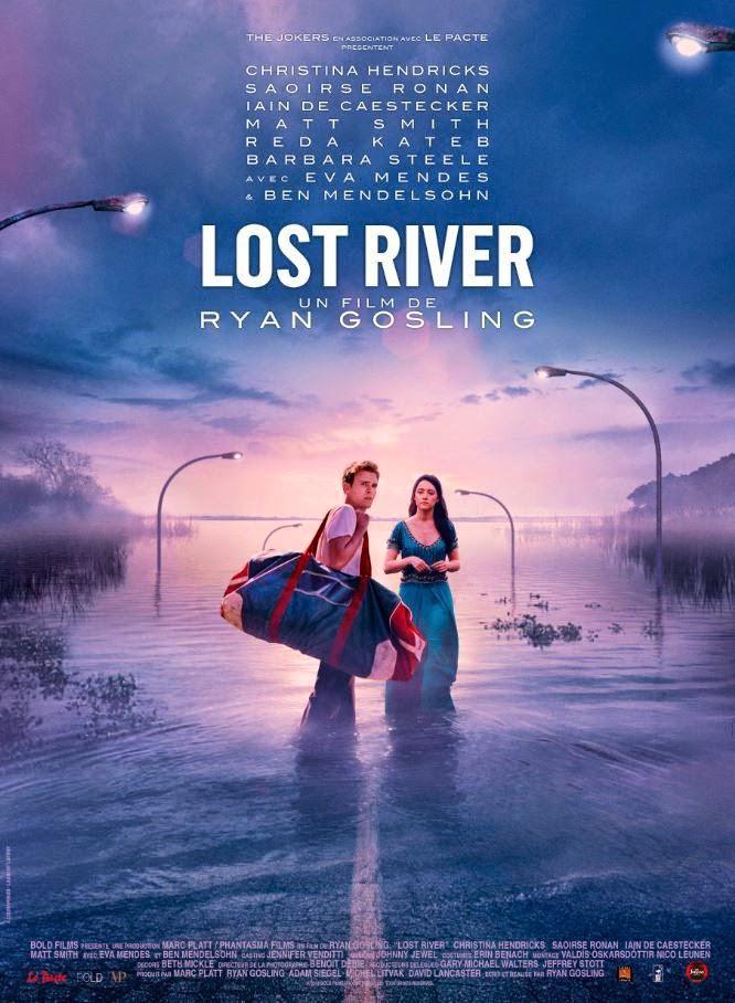 Affiche française de Lost River