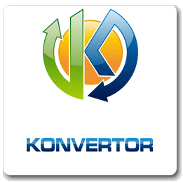 اصدار برنامج Konvertor