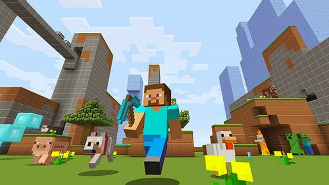Minecraft PC Games Gameplay