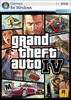 Grand Theft Auto 4 Completo *RIP