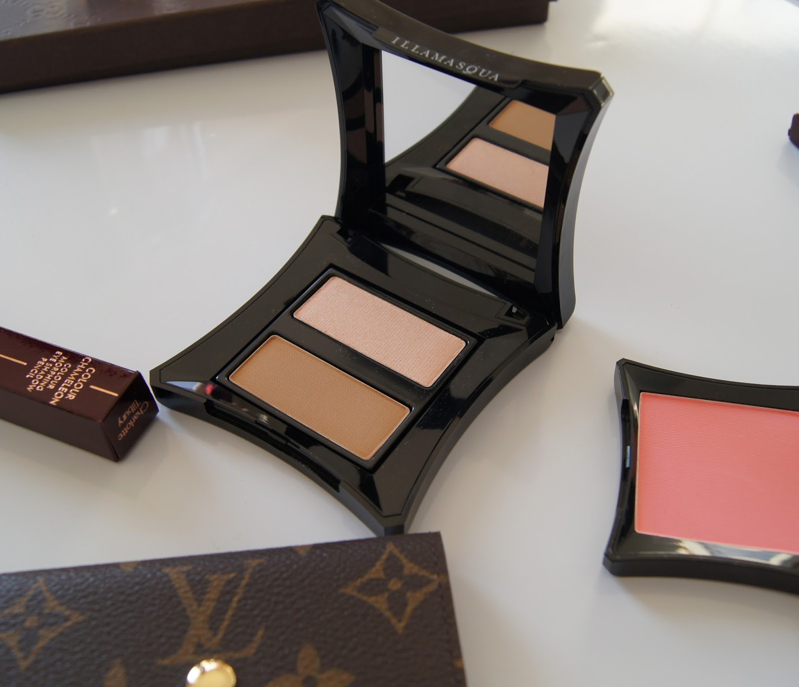 Illamasqua Sculpting Duo review