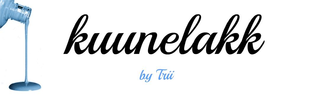 Kuunelakk by Trii