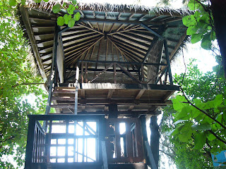 Tree House - Paket Wisata Kepulauan Seribu PT. Catherine Wisata