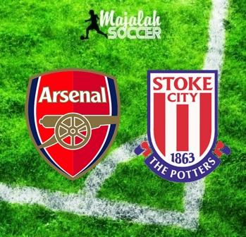 Arsenal vs Stoke City - Prediksi Bola Majalah Soccer