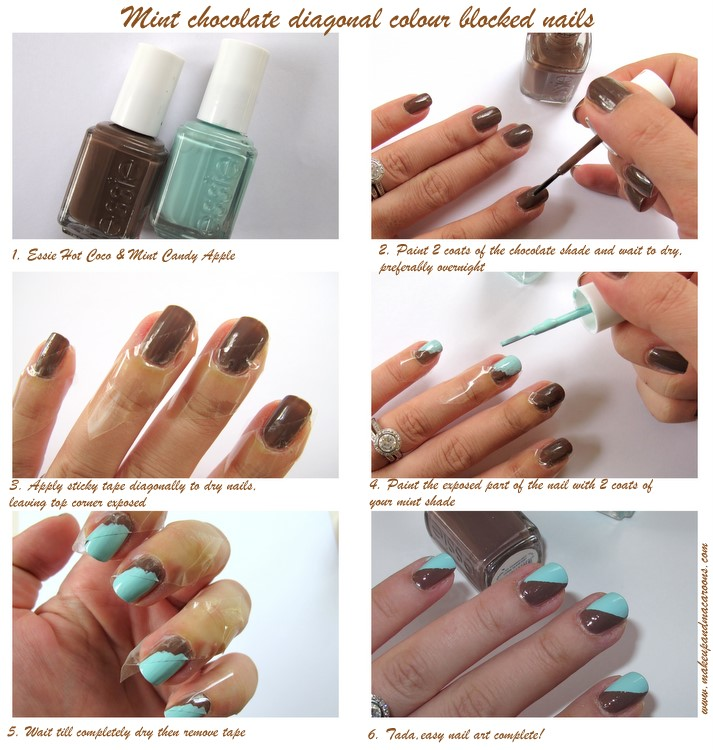 How To Do Nails At Home Step By Step | Splendid Wedding Company