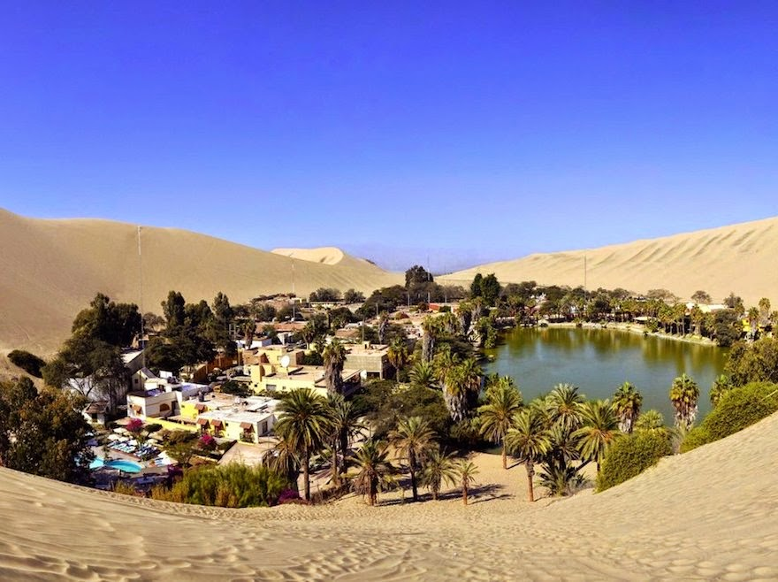 Huacachina, Peru - 19 Lesser-Known Travel Destinations To Visit Before You Die