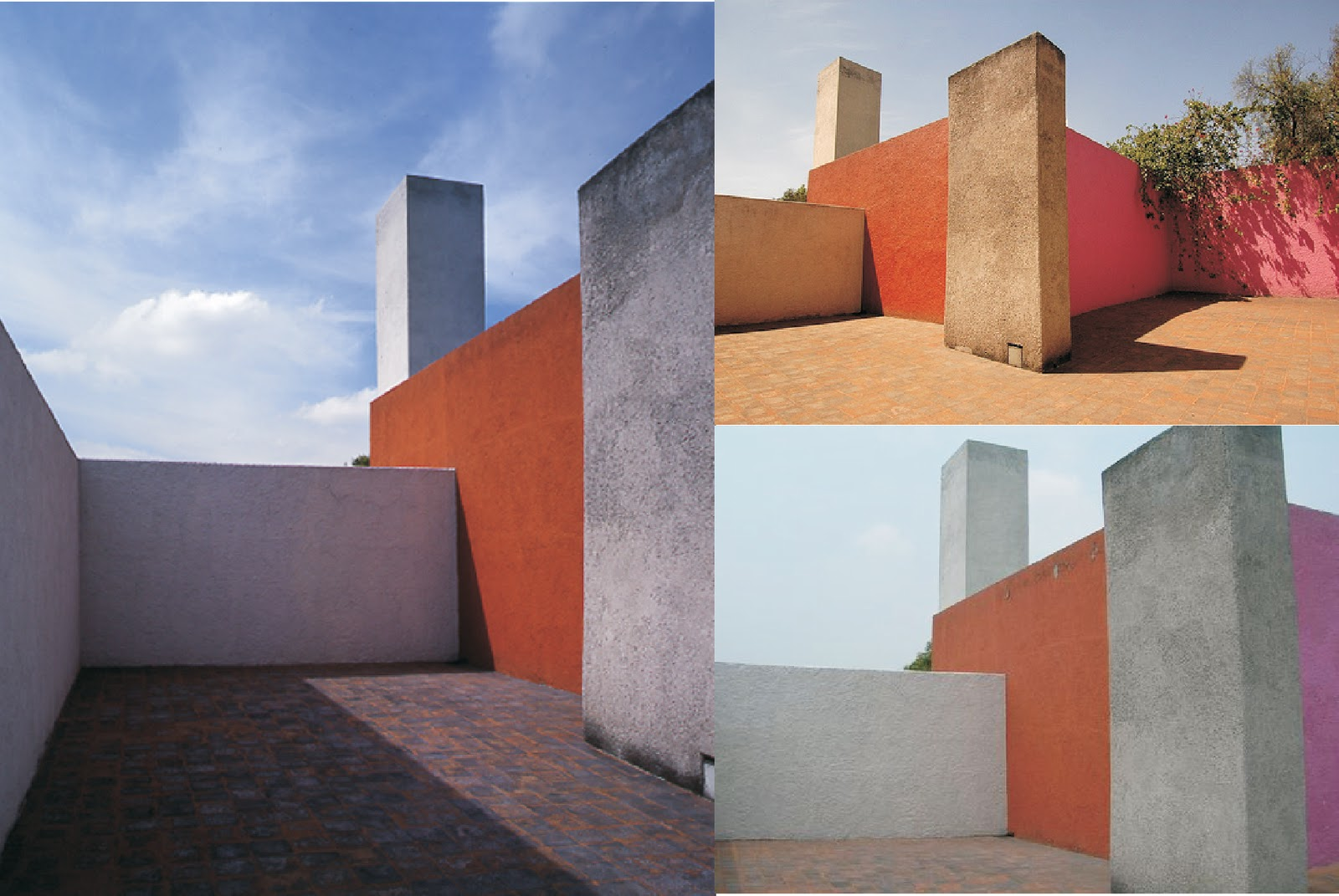 LUIS BARRAGAN (1902-1988) Mexican Architect - Poetic ...