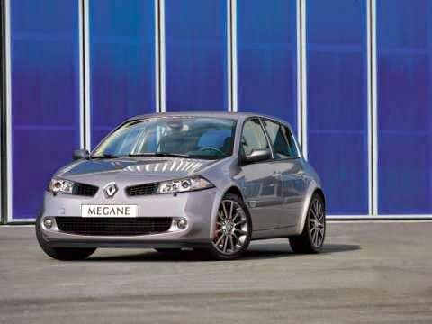 Renault Megane 225 Sport 5 door