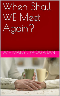 When Shall We Meet Again Fiction Characters Indian Romance Novel