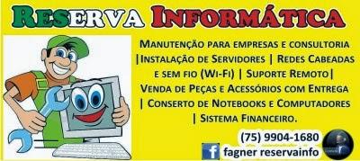 Reserva Informática