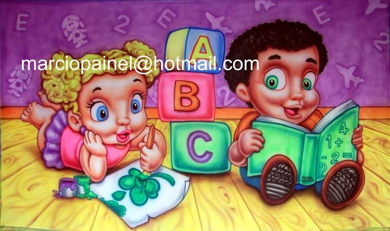ABC formatura infantil