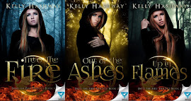 Into the Fire Trilogy (YA)