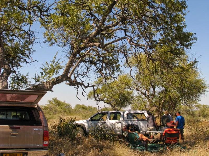 Namibia - east
