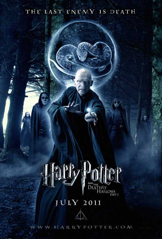 harry potter and the deathly hallows movie part 2. harry potter and the deathly