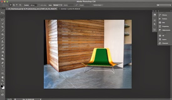 Discover Photoshop CS6's New 3D Tools