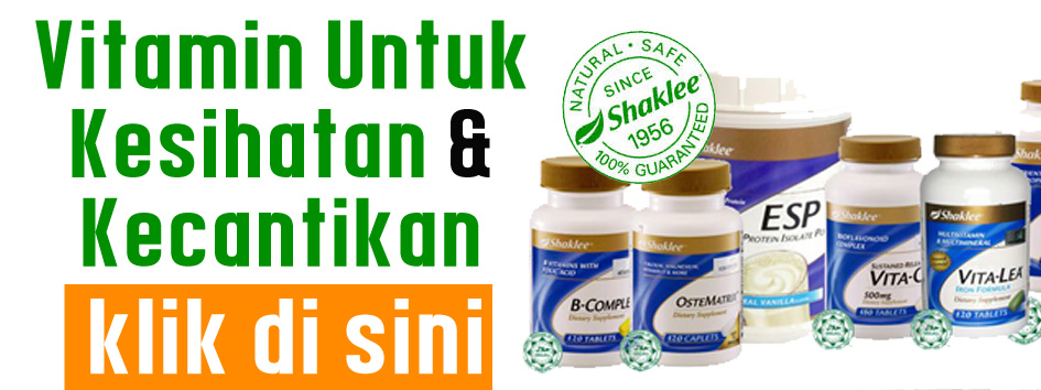 Vitamin Untuk Kesihatan