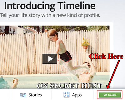 Facebook Timeline How To Enable Facebook Timeline In 40 Seconds