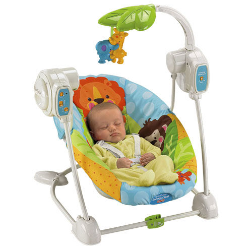 More about baby toys - Best baby swings for small spaces image ...