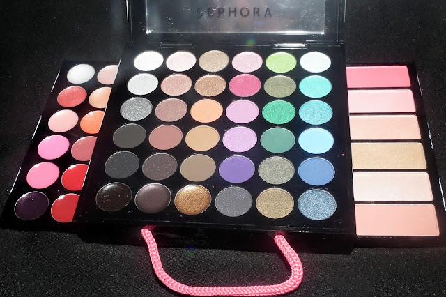 Sephora (India) Complete Makeup Palette