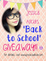 JESSICA's Giveaway
