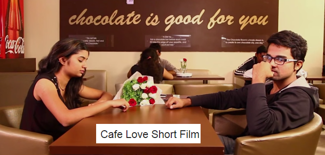 Cafe Love Short Film English Subtitles 2014 By Krishna Chaitanya