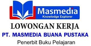 Lowongan Kerja PT Masmedia Buana Pustaka Makassar