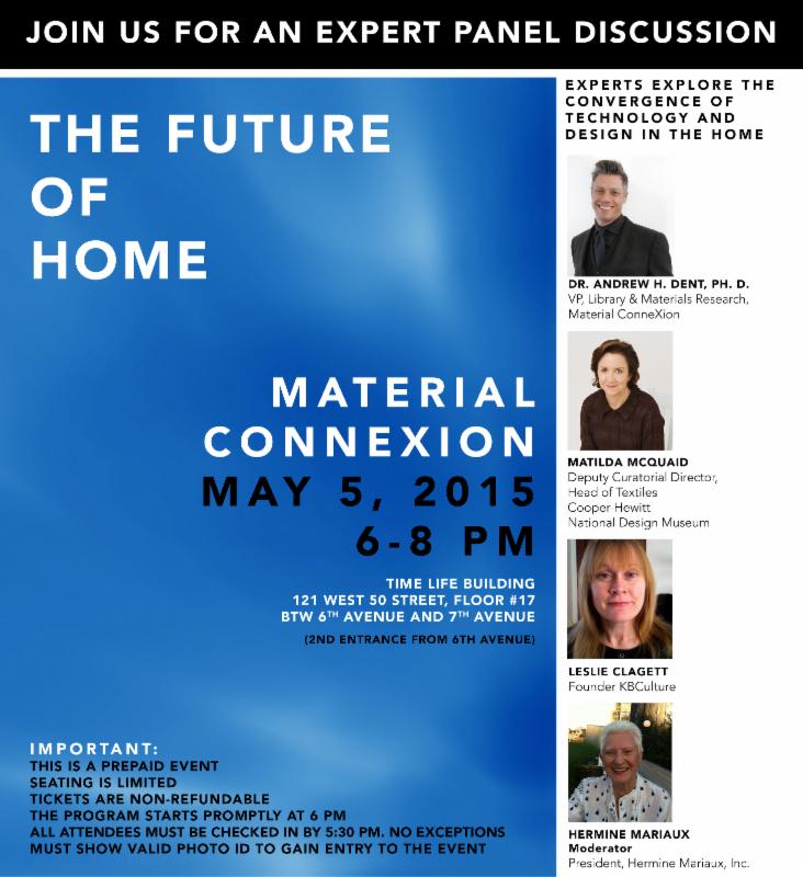 IFDA NY Chapter Happenings in May...