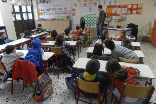 Το Σκάκι στα σχολεία από τον Εθνικό Αλεξανδρούπολης
