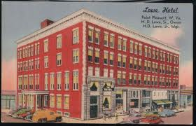 The Lowe Hotel Was Originally Opened Between 1901 And 1904 Under Name Of Spencer It Owned Operated By Two Brothers Homer Griff Smith