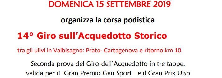 Prato - Cartagenova
