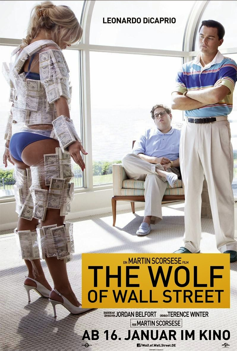 El Lobo de Wall Street BRrip Latino 2013