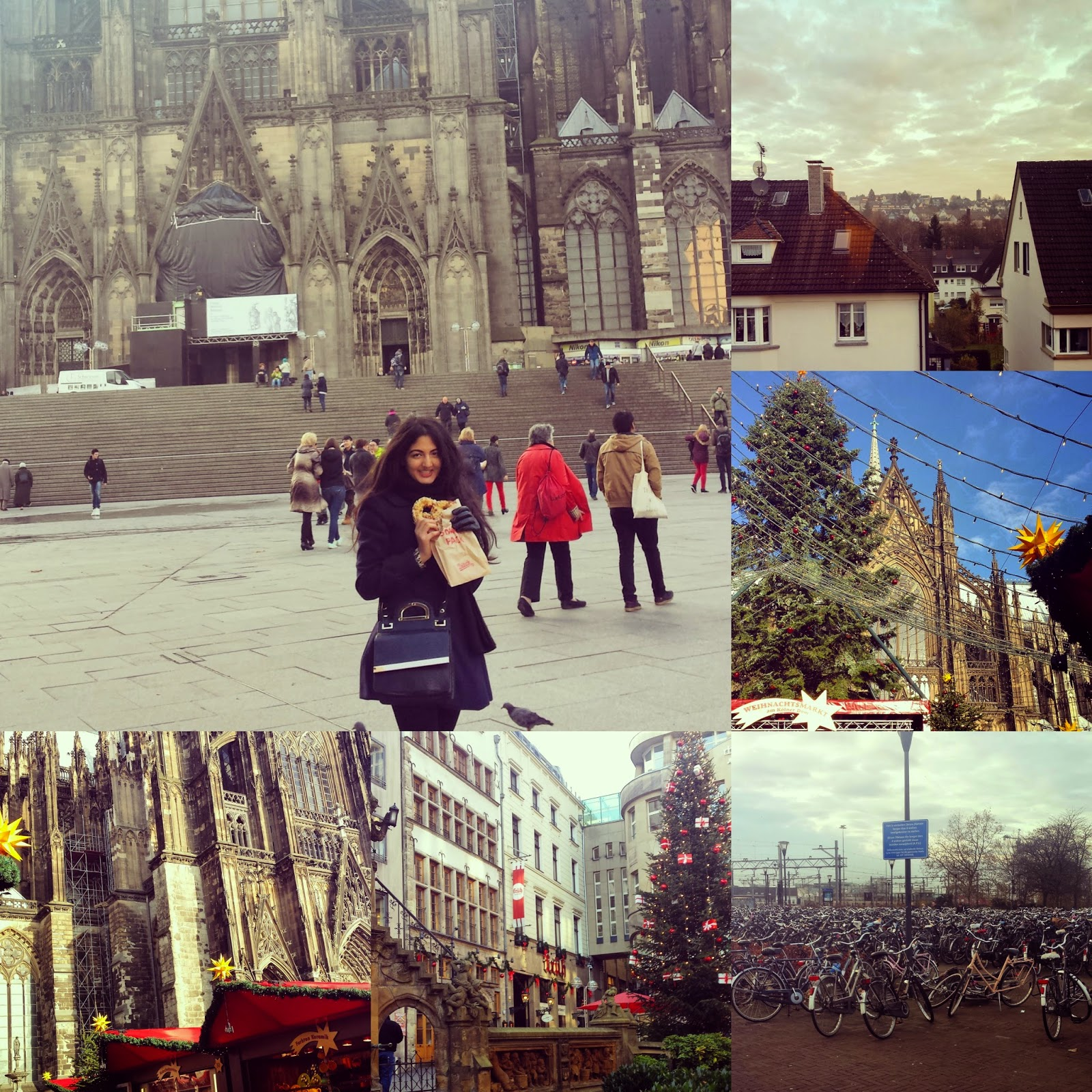 travel → Cologne/Düsseldorf Christmas markets, Germany