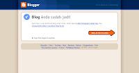 Daftar Blog Gratis di Blogspot Blogger