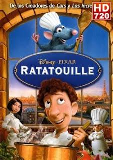 Ver pelicula Ratatouille (2007) gratis