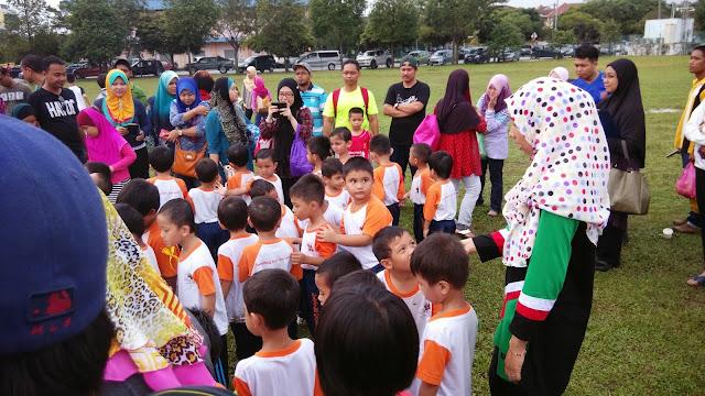 Little Caliph Platinum Sports Day, Little Caliph seksyen 7 Shah Alam,