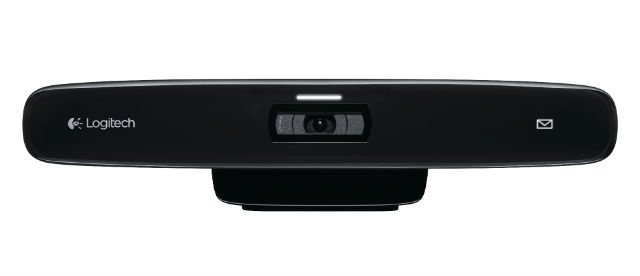 Hightechholic tv camera for skype from logitech for Camera tv web