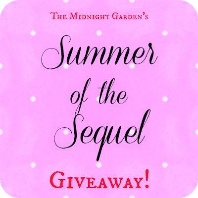 Summer of the Sequel Giveaway! (and apologies)