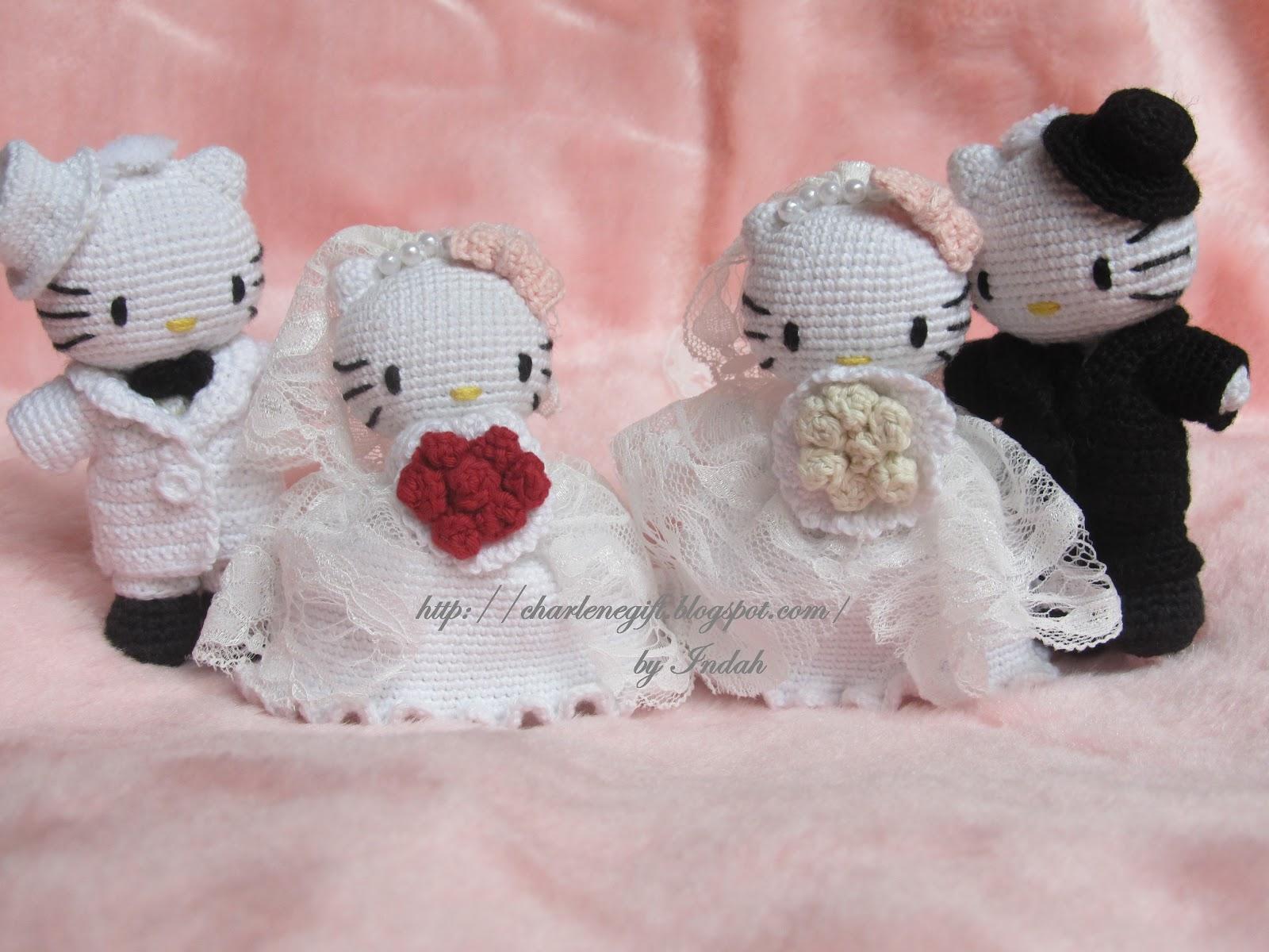 Amigurumi Free Patterns Hello Kitty : Amigurumi @ charlene gift n craft