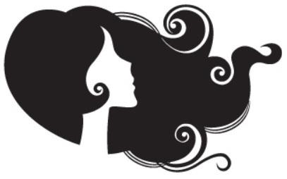 popular logo hair design
