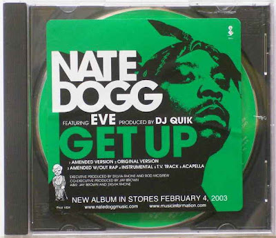 Nate Dogg – Get Up (Promo CDM) (2002) (320 kbps)