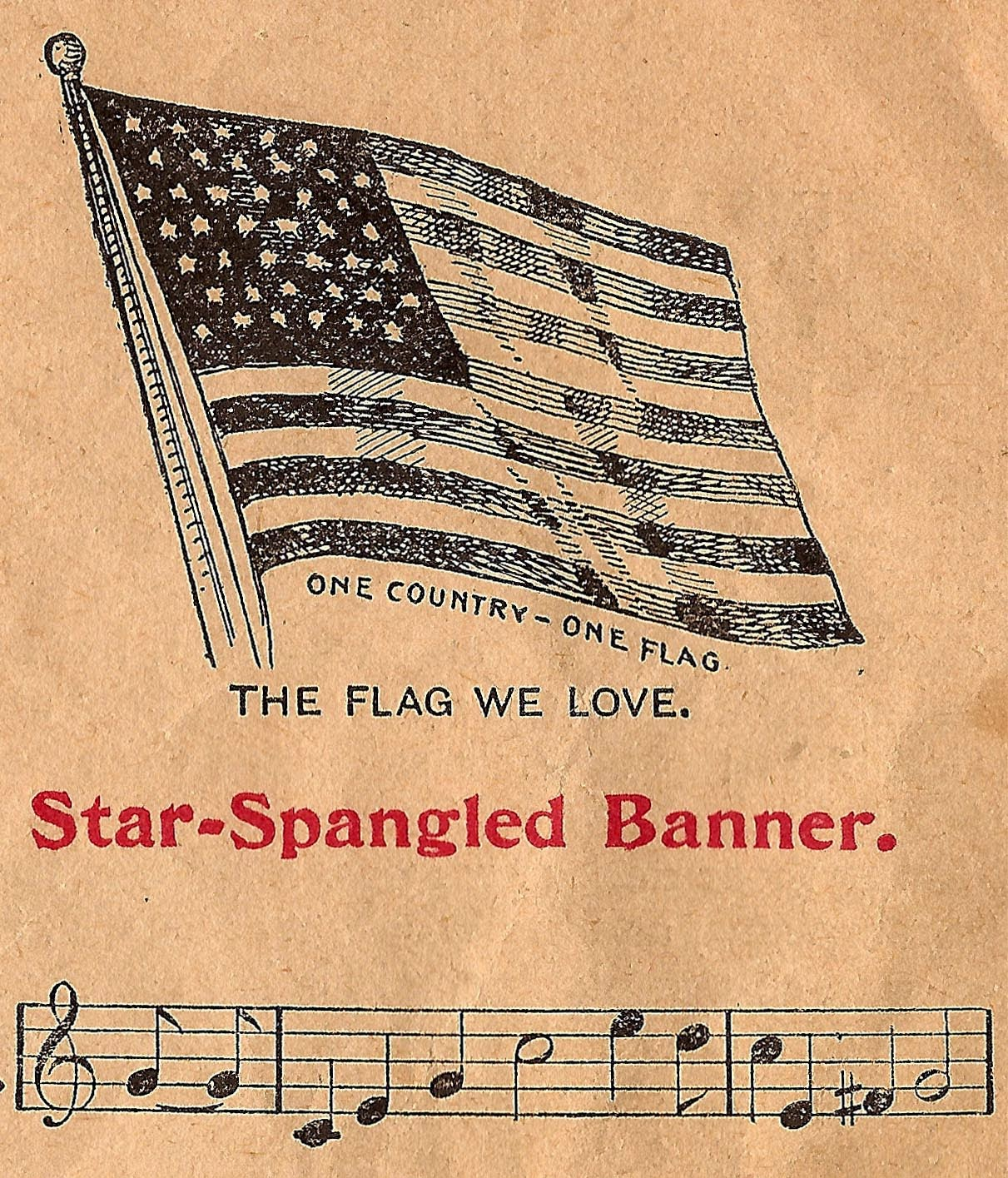 an analysis of the american national anthem the star spangled banner List of inaugural addresses - presidents of the usa.