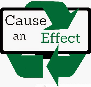 cause and effect of recycling Recycling tires brochure it is time to consider our environmental impact  businesses who take leadership in this cause will make a significant  improvement to.