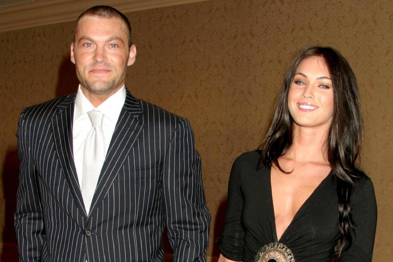 Megan Fox Husband Brian Austin Green