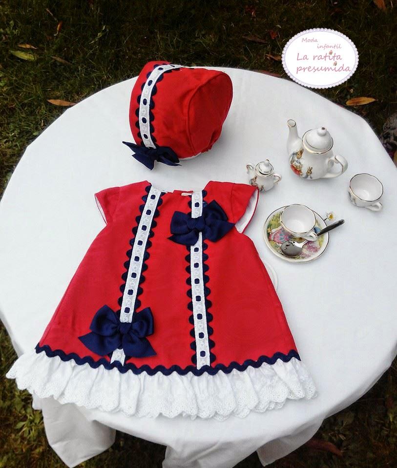 Vestido bebe de Dolce petit