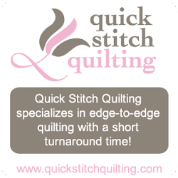 Quick Stitch Quilting