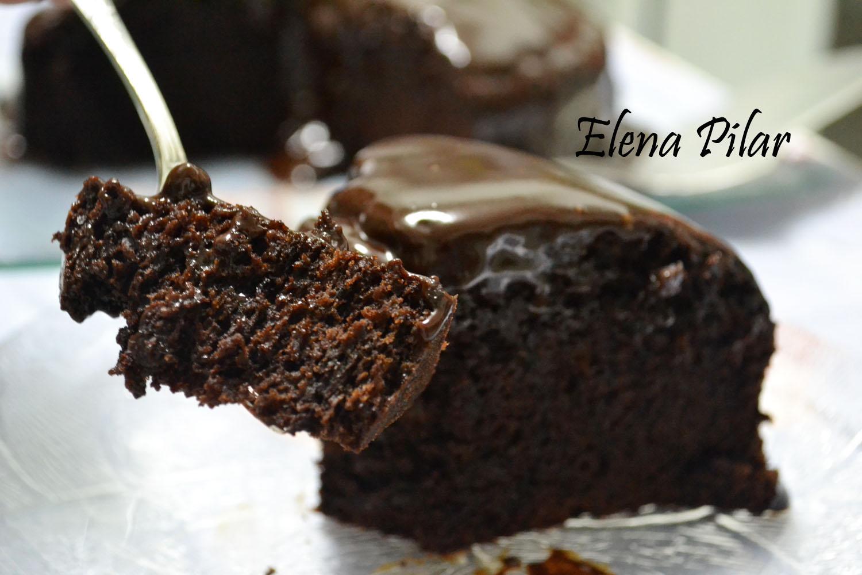 Mi Recetario por Elena Pilar: Pastel de chocolate y Baileys