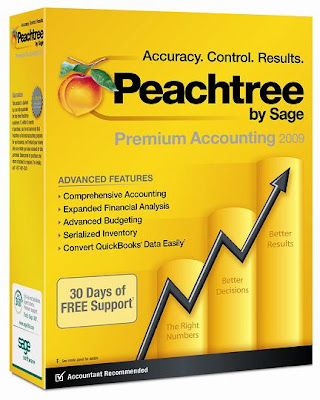 Sage Peachtree Complete Accounting 2009 Full Version With Crack