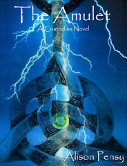 The Amulet (Custodian Novel #1)
