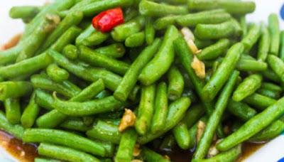 Resep Membuat Tumis Kacang Panjang Sederhana Enak
